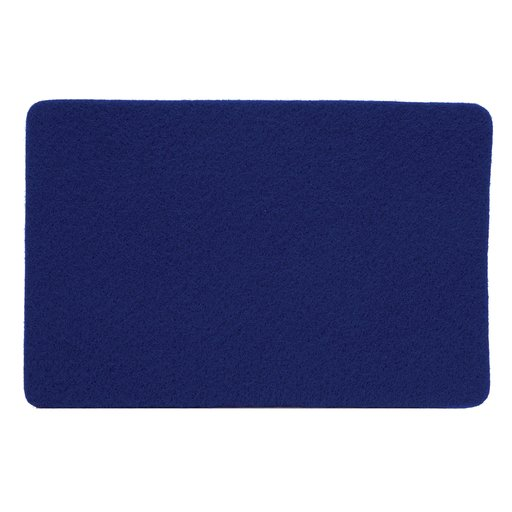 "View a Larger Image of Felt Sheets, Self Adhesive, Blue 12"" x 24"""