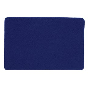 "Felt 12"" x 24"" Self-adhesive Blue Sheet"