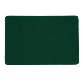 "Felt 12"" x 24"" Self-adhesive Green Sheet"