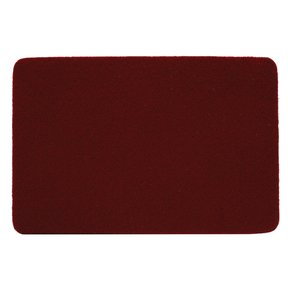 "Felt 12"" x 24"" Self-adhesive Maroon Sheet"