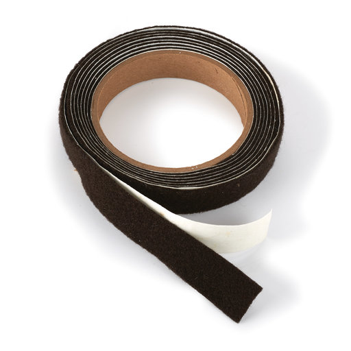 """View a Larger Image of Felt Tape 3/4"""" x 25' Self-adhesive Roll"""