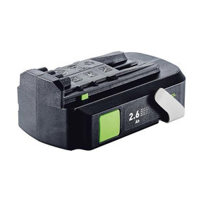 18V, 2.6 Ah Li-Ion Battery
