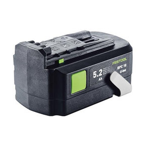 18V, 5.2 Ah Li-Ion Battery