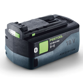 Festool Bluetooth 6.2Ah Lithium-Ion Battery Pack for 18V cordless tools