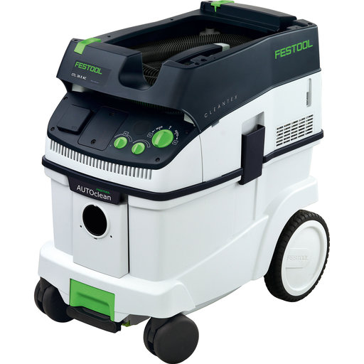 View a Larger Image of Festool CT 36 AutoClean Dust Extractor