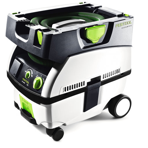 View a Larger Image of Festool CT MINI Dust Extractor