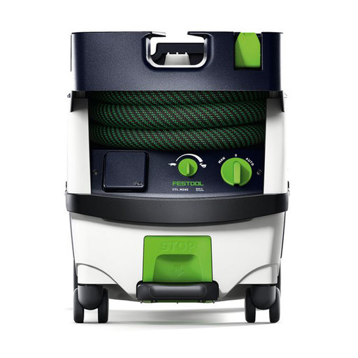 View a Larger Image of Festool CT MINI HEPA Dust Extractor