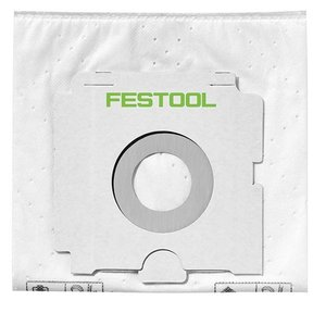 Festool CT SYS Filter Bags, 5 Pack