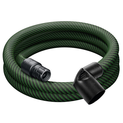 View a Larger Image of Festool D27 x 3m hose with Angle Adapter for CT SYS Vacuums