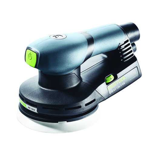 View a Larger Image of ETS EC 125 / 3 EQ Brushless Sander