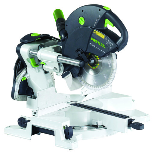 View a Larger Image of Festool Kapex KS 120 EB Sliding Compound Miter Saw