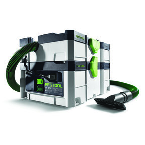 Portable Dust Extractor CT SYS