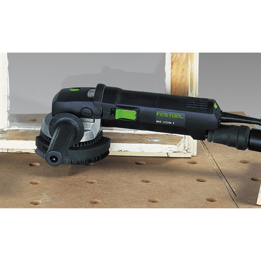 View a Larger Image of Festool RAS 115.04 E Rotary Sander