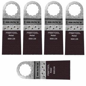 Saw Blade Vecturo MSB 50/35/Bi, 5pk