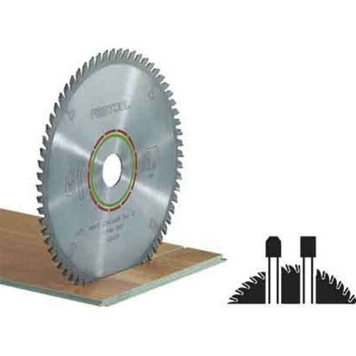 View a Larger Image of Laminate Saw Blade- TS 75 EQ