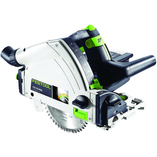 View a Larger Image of TSC 55 Basic Cordless Track Saw