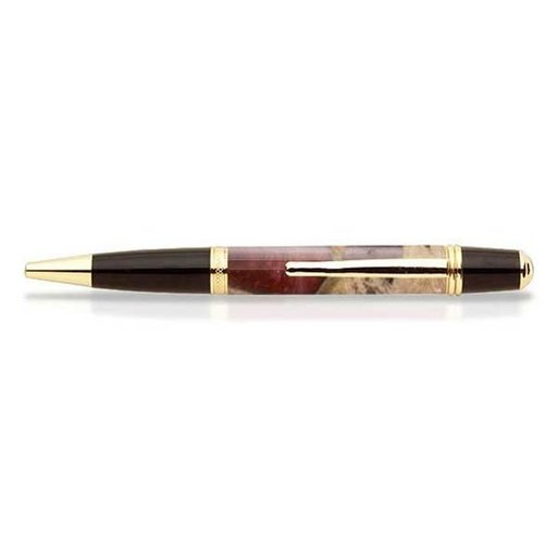 View a Larger Image of Fiji Pen Blank - Burgundy