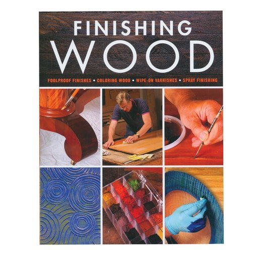 View a Larger Image of Finishing Wood