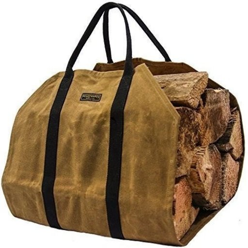 View a Larger Image of Firewood Carrier