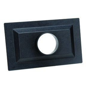 "Flanged Dust Port 13-1/2"" x 8"""