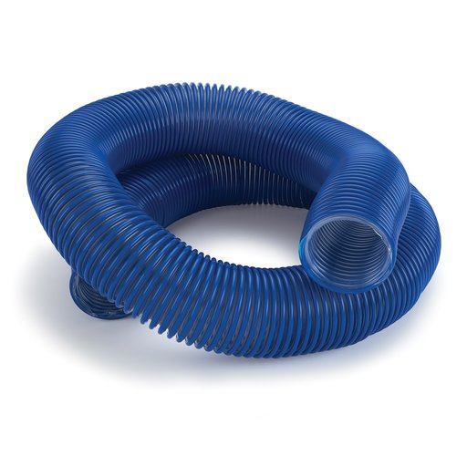"View a Larger Image of Flexaust 2-1/2"" Anti-Static Clear Dust Collection Hose"