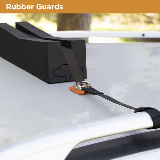 View a Larger Image of Foam Block Kayak Carrier