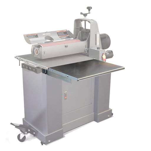 View a Larger Image of Folding Infeed/Outfeed for 25-50 SuperMax Drum Sander