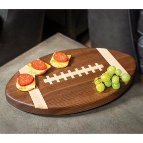 Football Cutting Board Downloadable Plan
