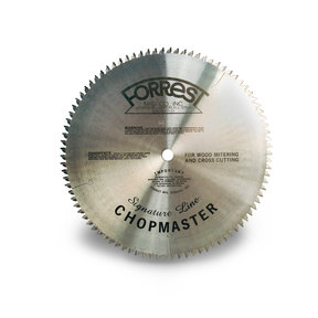 "Chopmaster Signature Line Circular Saw Blade, 10"", 90 Tooth"
