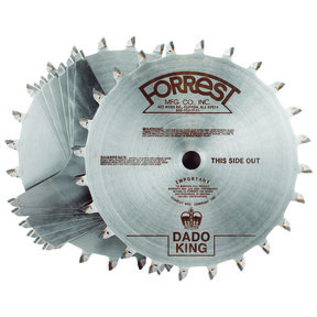 "Circular Saw 8"" Dado King Set"