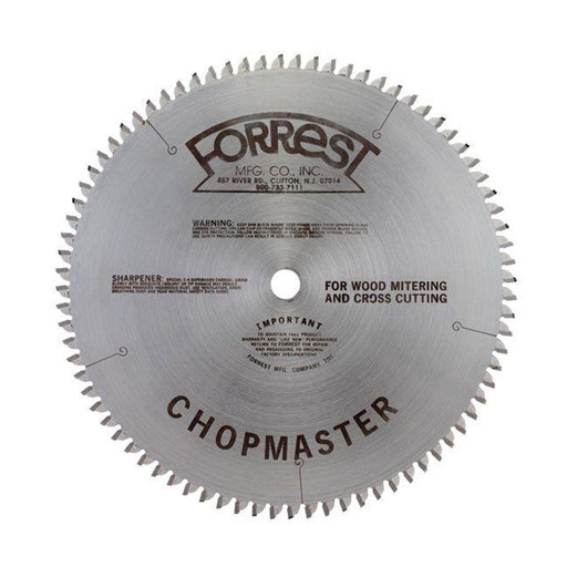 "View a Larger Image of CM12806115 Chopmaster Circular Saw Blade 12"" x 80 Tooth"