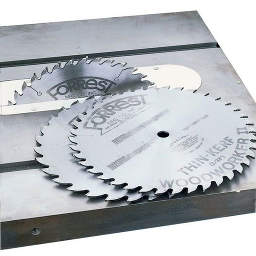 "View a Larger Image of WW10407125 Woodworker II Carbide Tipped Circular Saw Blade 10"" x 40 Tooth"