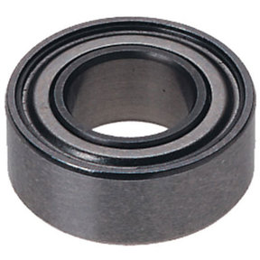 "1/2"" Dia. 1/4"" Inside Dia. 3/16"" Ht. Ball Bearing"