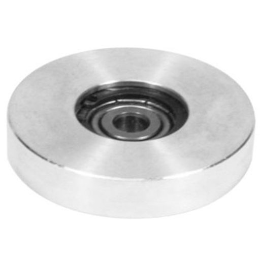 """View a Larger Image of 1-3/8"""" Dia. 3/16"""" Inside Dia. 12mm Ht. Sleeved Ball Bearing"""