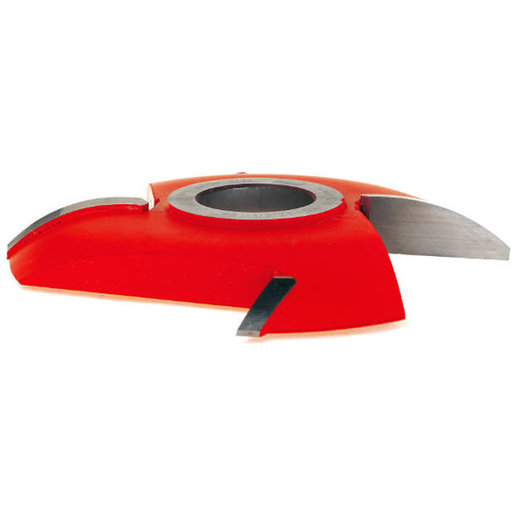 """View a Larger Image of 1-57/64"""" Radius Quadra-Cut™ Raised Panel Cutter for 3/4"""" Stock"""