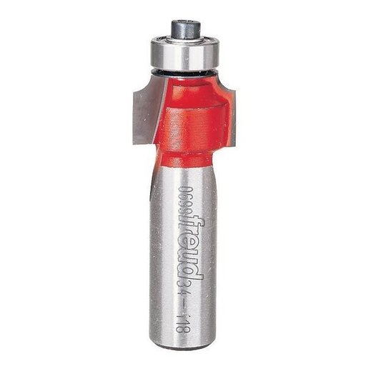 """View a Larger Image of 1/8"""" Roundover Router Bit"""