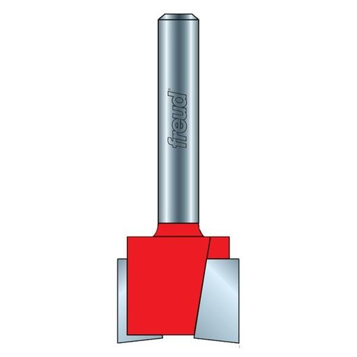 "View a Larger Image of 16-510 Mortising Router Bit with Top Bearing 1/4"" SH 3/4"" D 3/8"" CL"