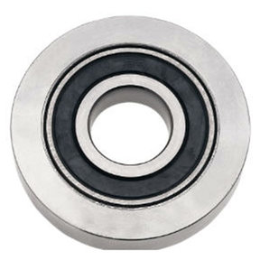 "2-1/4"" Dia. 1-1/4"" Bore Ball Bearing Rub Collar"