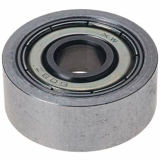 """View a Larger Image of 26mm Dia. 5/16"""" Inside Dia. 7mm Ht. Sleeved Ball Bearing"""