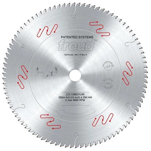 "View a Larger Image of 305mm (12"") Ultimate Miter Blade"