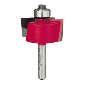 "32-098 Rabbeting Router Bit 1/4"" SH 1-1/4"" D 3/8"" CD 5/8"" CL"