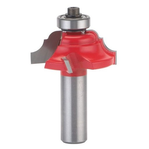 "View a Larger Image of 38-312 Quadra-Cut Cove And Bead Router Bit 1-5/32"" Diameter 1/2"" Shank"