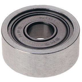 "5/16"" Dia. 1"" Inside Dia. 10mm Ht. Sleeved Ball Bearing"