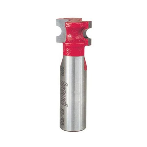 "View a Larger Image of 82-108 Half Round Router Bit 1/2"" Shank 3/32"" R 7/16"" CL"