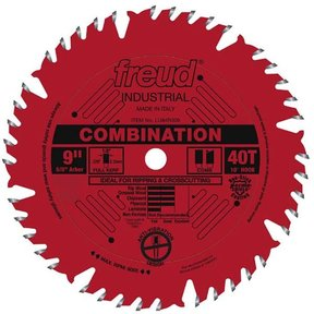 "9"" Full Kerf Combination Blade"
