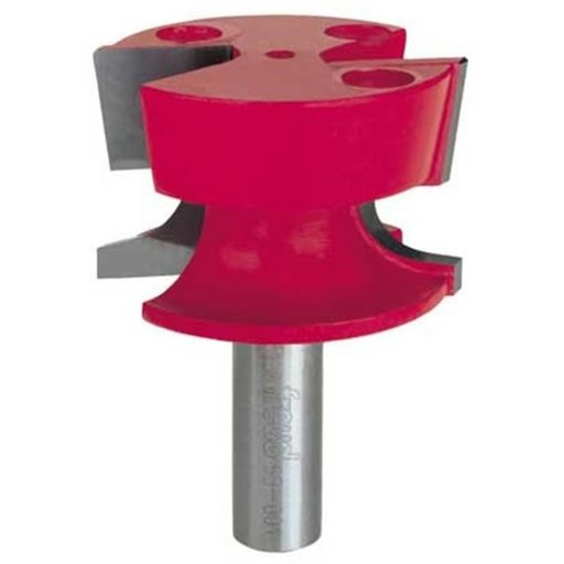 """View a Larger Image of 99-001 Door Lip Router Bit 3/8""""R 7 Degree 1/2""""SH"""