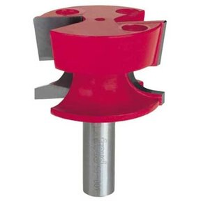 "99-001 Door Lip Router Bit 3/8""R 7 Degree 1/2""SH"