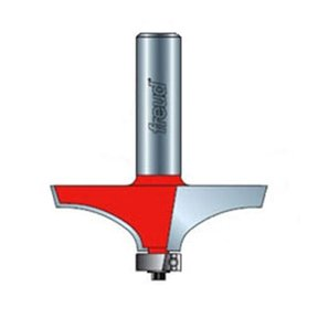 "99-027 Quadra-Cut Table Edge Router Bit 1/2"" Shank 2-19/32"" Diameter"