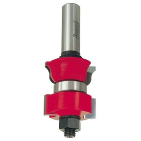 "99-051 Window Sash Stile Router Bit 1/2"" Shank 39/64"" CL"