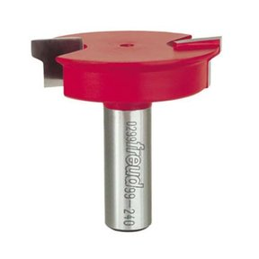 "99-239 Drawer Lock Router Bit 1/4"" Shank"